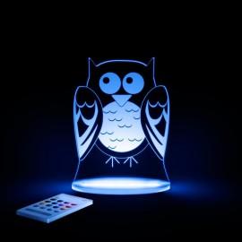 Aloka Sleepy Lights Owl