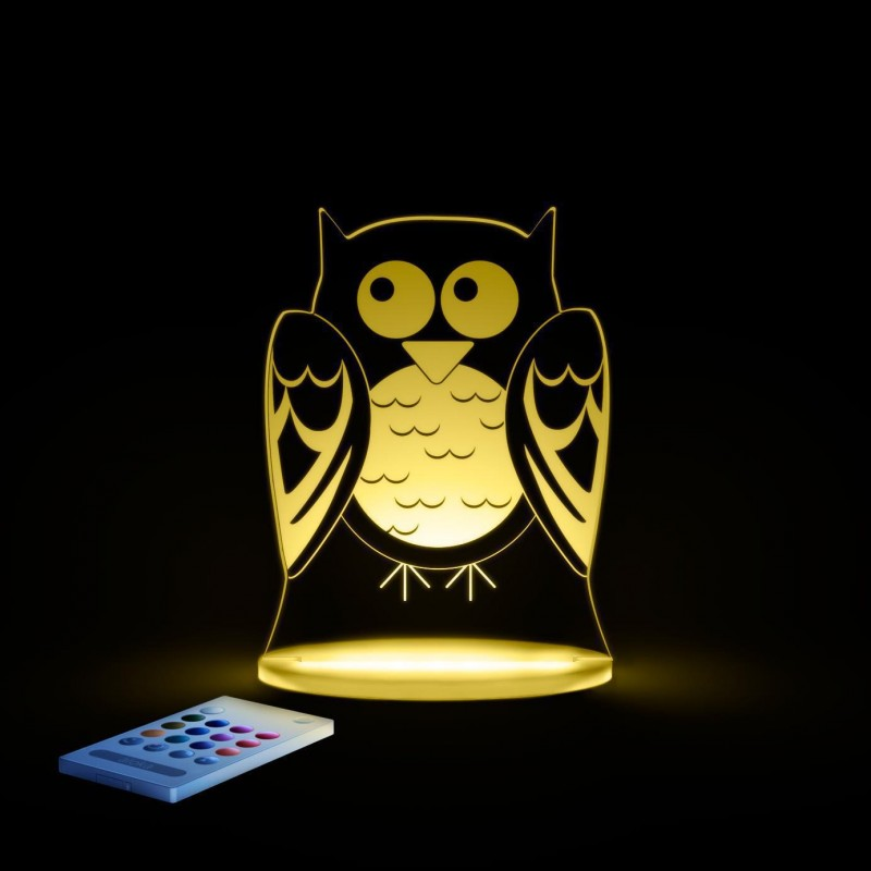 Aloka Sleepy Lights Owl
