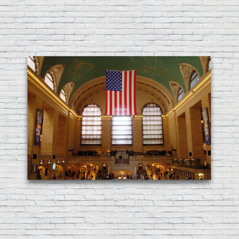 New York City Grand Central Station Canvas Print
