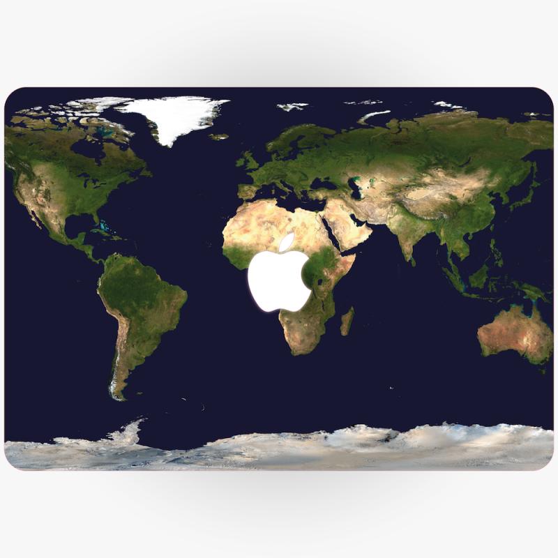 World apple macbook sticker gumiabroncs Choice Image