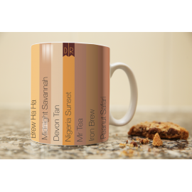 Tea Bookmark Mug